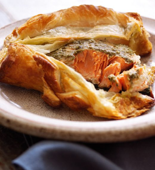 Salmon En Croute By Alaska Seafood Fresh From The Freezer