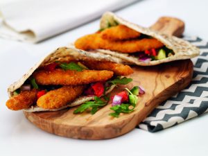 Chicken Pitta