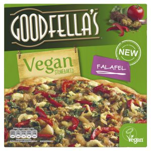 Goodfella's - Vegan Pizza Pack Shot
