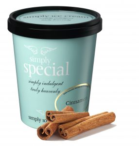 Simply delicious homemade luxury ice cream